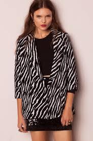 dalila animal print boyfriend coat what s new new in new