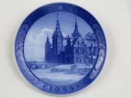 royal copenhagen plate 1953 ebay plates