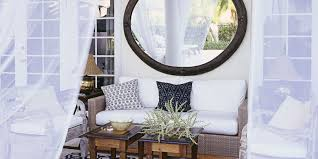 How To Decorate A Large Wall by Mirror Decorating Ideas How To Decorate With Mirrors