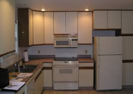 attractive painting particle board kitchen cabinets also update