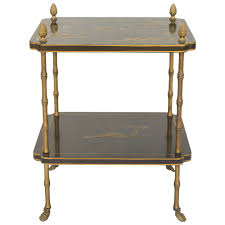 Brass Accent Table Table Tasty Bassey Nesting Accent Table Brass Tables Brass Accent