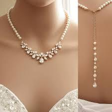 wedding backdrop necklace gold necklaces poetrydesigns