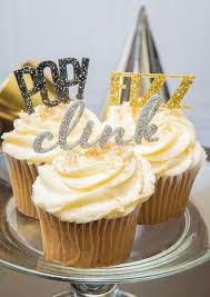 New Years Eve Cupcake Decorations 341 best new year u0027s eve party images on pinterest happy new year