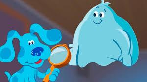 blue u0027s clues ghost hunt happy halloween nick jr pinterest