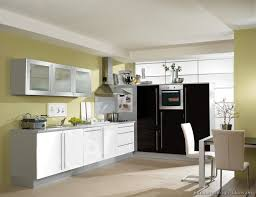 white wall kitchen cabinets kitchen of the day a small modern kitchen with light green walls