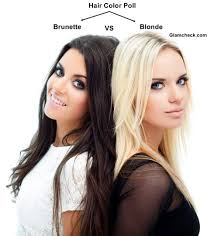 blonde to brunette hair hair color poll blonde vs brunette