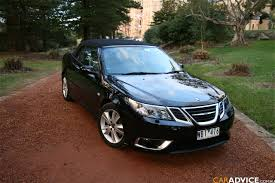 2008 saab 9 3 aero convertible review photos 1 of 42