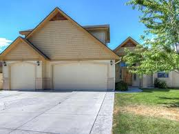 North Facing Backyard North Facing Backyard Eagle Real Estate Eagle Id Homes For