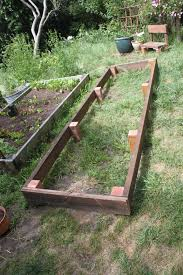 Garden Box Ideas Recycle Wood For Diy Raised Garden Planter Boxes Ideas In The