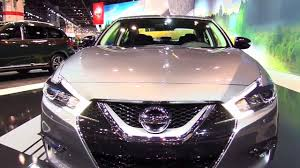 nissan rogue midnight edition gunmetal 2017 nissan maxima midnight special edition features exterior