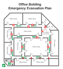 evacuation floor plan template emergency evacuation plan free emergency evacuation plan templates