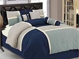 Queen Sized Comforters Contemporary Queen Size Comforter Sets Amazon Com