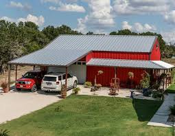 Steel Barn Home Kits Best 25 Metal Shop Houses Ideas On Pinterest Metal Barn House