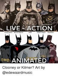 Val Kilmer Batman Meme - 25 best memes about clooney clooney memes