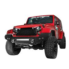 jeep red opar front rc prc red painted grille hood grill for jeep wrangler