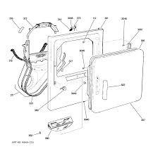 ge electric dryer parts model gtdx100em0ww sears partsdirect