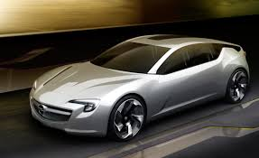 opel saturn opel flextreme gt e concept auto shows news car and driver