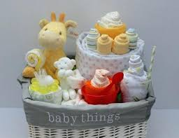 unique baby shower gifts unique baby shower gift basket ideas baskets cool for hot air