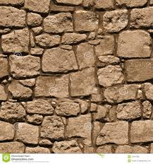 Stone Design by Large Rough Natural Stone Wall Seamless Texture For Design
