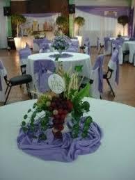 communion table centerpieces lent decor mount calvary decorating lent churches