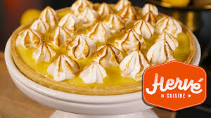 hervé cuisine tarte au citron recette facile tarte au citron meringuée nouvelle version 2017