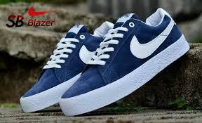Sepatu Nike jual sepatu nike model sneakers sb blazer murah syafasepatu