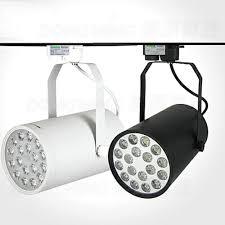 Led Ceiling Track Lights 4pcs 18w Led Track Light Spotlight Suspend Mounted Or Ceiling Led