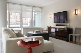 Brett Design Inc NYC Interior Design Furniture Wallpaper And - Bachelor apartment designs