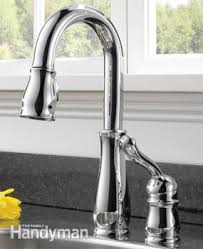 the best bathroom and kitchen sink faucets family handyman