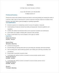 Radio Personality Resume Hostess Resume Examples Top 25 Best Examples Of Resume