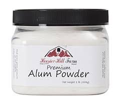 alum where to buy hoosier hill farm alum granulated pickle powder 1