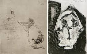 prodigious output of prints by picasso on view at lacma widewalls
