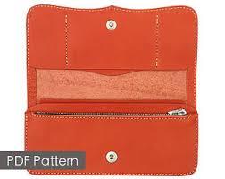 leather women s wallet pattern cambridge bag leathercraft leather pattern