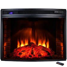 akdy fp0045 33 in freestanding electric fireplace insert heater