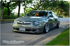 2013 black toyota camry rowdy cars modification cars gallery
