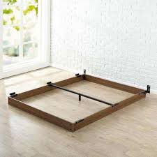 Bed Frame Foot Bed Frame Without Foot Board The Home Depot
