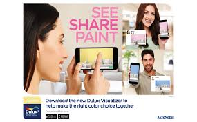 the dulux visualizer app dulux