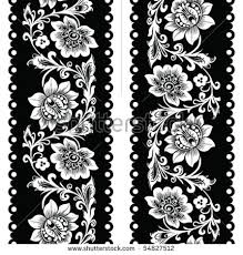 stock vector floral ornament stock vector 323985335