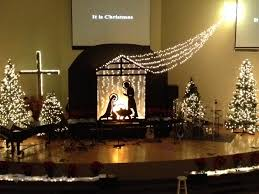 Christmas Decorations For Archway by Best 25 Christmas Stage Ideas On Pinterest Christmas Stage