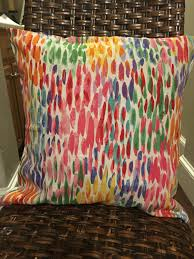 home decor kelly ripa fabric make it rain fiesta pink and