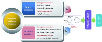 review of chemical and electrokinetic remediation of pcbs