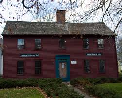 Colonial American Homes by Meigs Bishop House Wikipedia