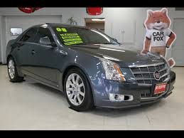 used 2008 cadillac cts for sale in aurora il 60506 the car store