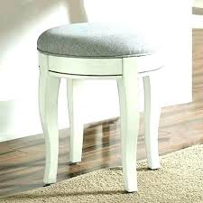Bathroom Vanity Chairs Bathroom Vanity Chairs With Casters Stools For Bathrooms Great And