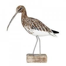 wooden bird figurine curlew wooden bird figurines yourpresents