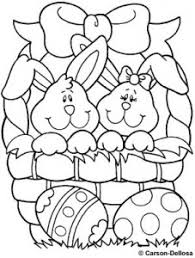 90 easter bunny coloring pages happy easter bunny coloring