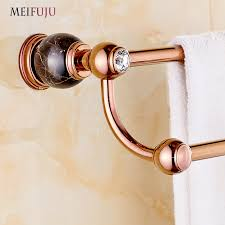 Aliexpress Com Buy German Online European Antique Rose Gold Jade Aliexpress Com Buy Rose Gold Finished Jade Towel Bar Towel