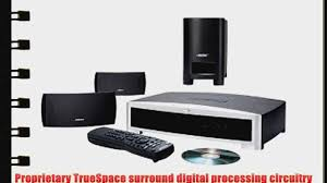 bose home theater systems bose 321 series ii graphite home theater system video dailymotion