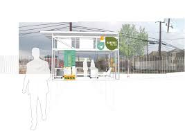 uh students collaborating to create solar powered outdoor kitchen