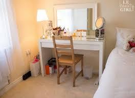 Ikea Malm Vanity Table 44 Best Make Up Dressing Table Images On Pinterest Dresser Home